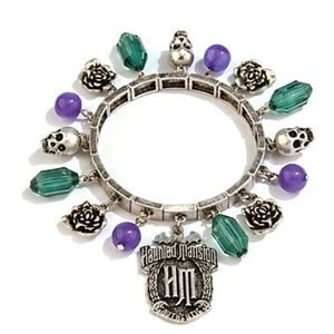Disney Haunted Mansion Charm Bracelet